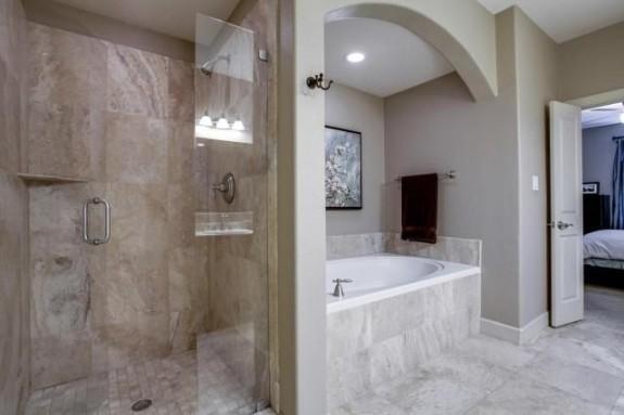 Holland Avenue Master Bath