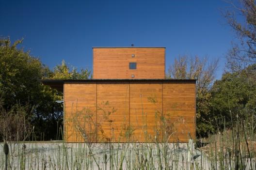 Houseboat Shipley Architects