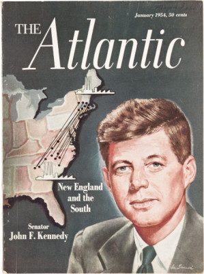 Kennedy Atlantic Cover