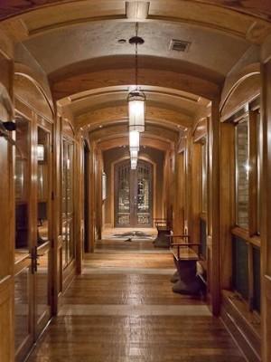 Kirk's Rockin K master hallway