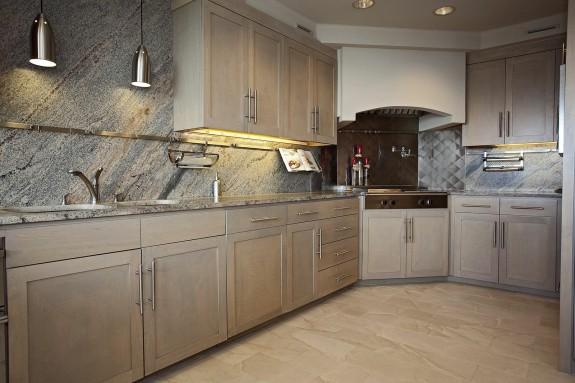 LaTour penthouse kitchen