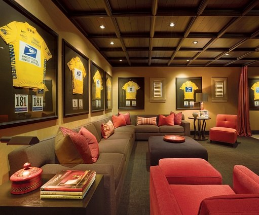 Austin real estate news lance armstrong sells home for for Armstrong design a room