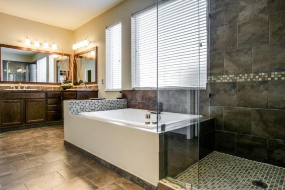 Legendary Lane master bath