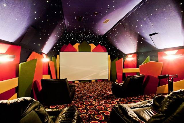Leppert home theater