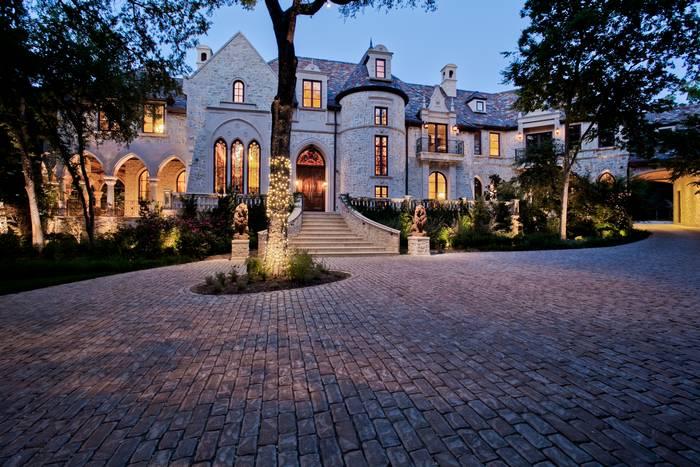 M Mansion exterior