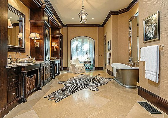 Meadowood Master Bath