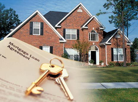 Mortgage House Keys