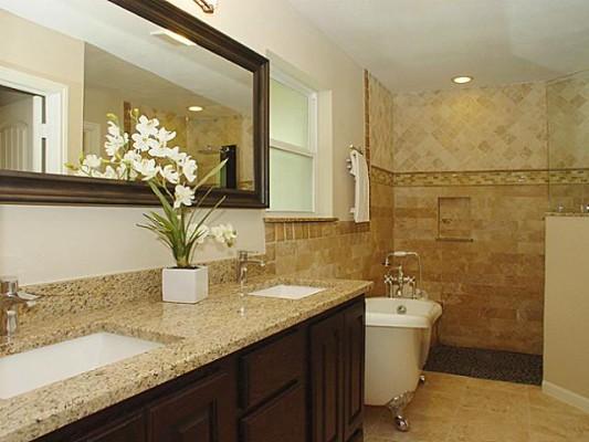 Mossvine Master Bath