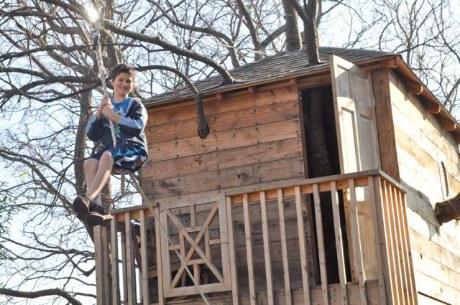 Oak Street Treehouse