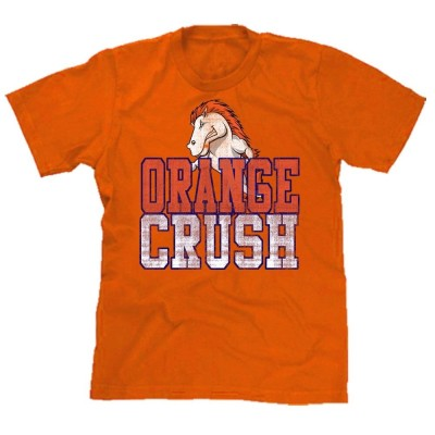 Orange Crush tee shirt