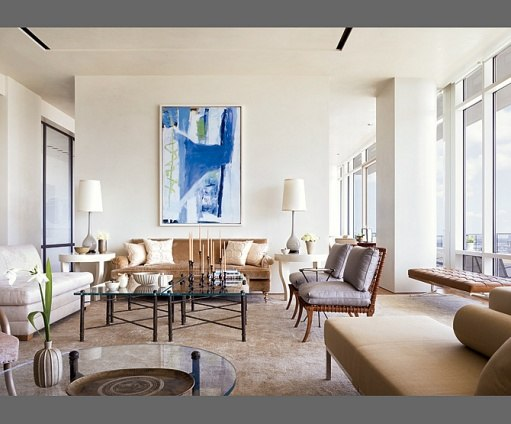 Perot Penthouse Arch Digest 2
