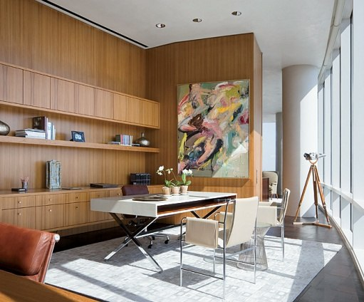Perot Penthouse Arch Digest 4