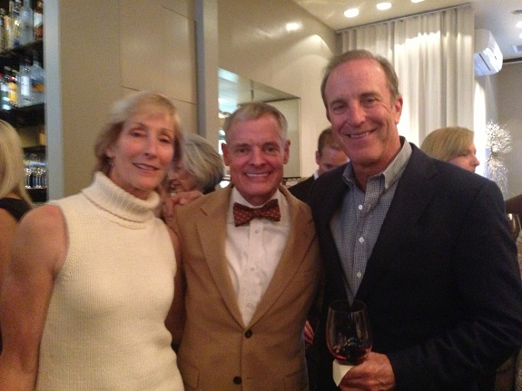 Ralph, Lyn and John