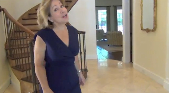 Realtor Open House Spoof Lydia Player