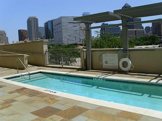 Terrace Rooftop Pool