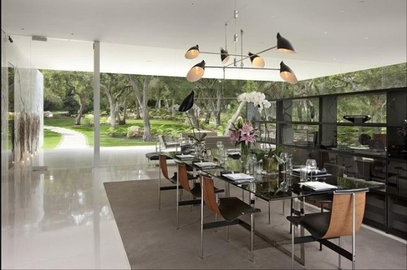 The Glass House dining