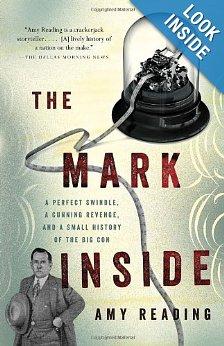 The Mark Inside book