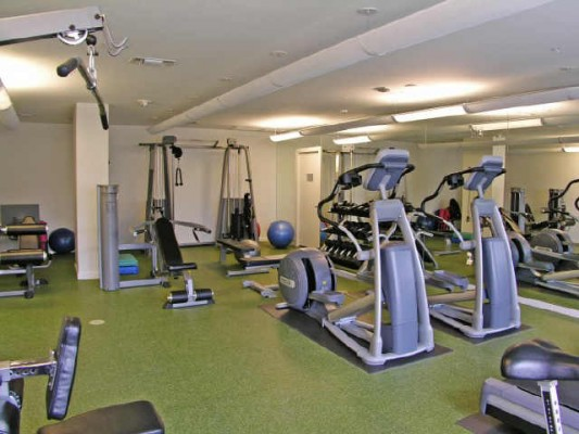 The Terrace Fitness Center
