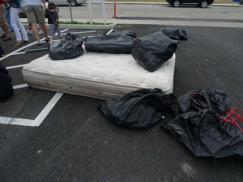Uptown Cleanup4.13 (10).jpgdog poo & bed