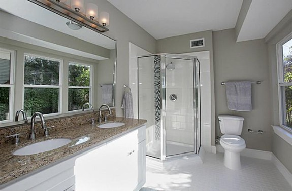 Woodlawn Master Bath