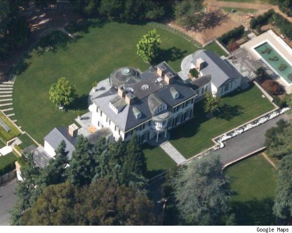 Woodside Mansion 2