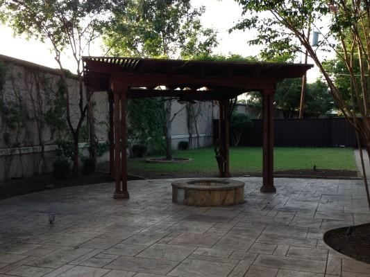 mockingbird patio