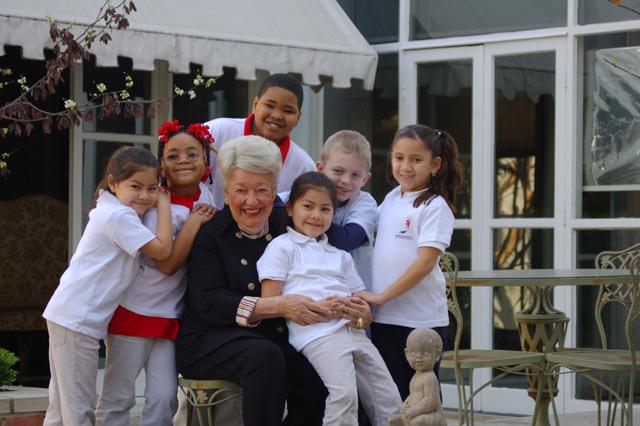 Communities in Schools - Ebby & Kids