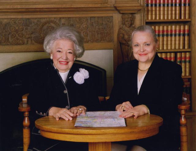 Ebby & Mary Frances