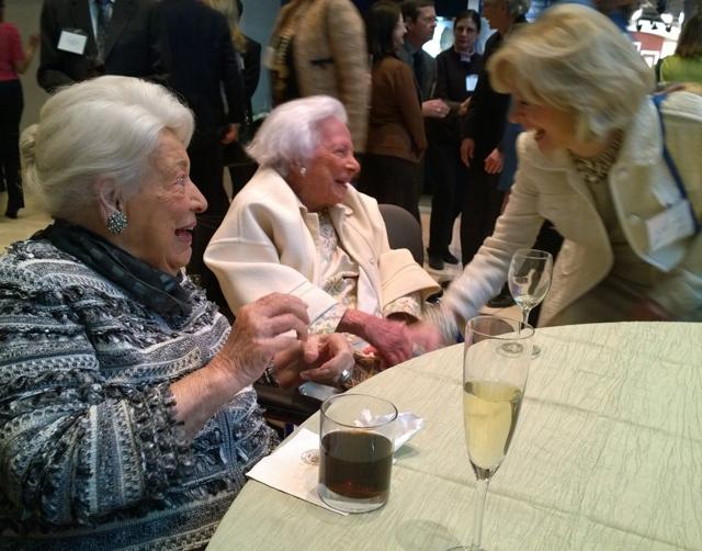 Ebby and Margaret McDermott - January 23, 2014