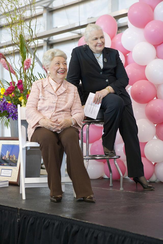 Mary Frances & Ebby - 95th Birthday Retouch